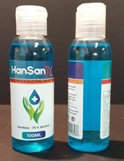 Hand Sanitizer Liquid